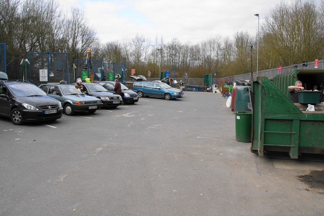Bledlow Household Waste and Recycling Centre