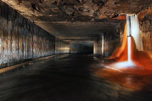 Bradford beck underground course