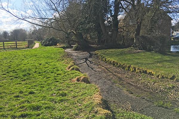 River Misbourne, Chalfont St Giles