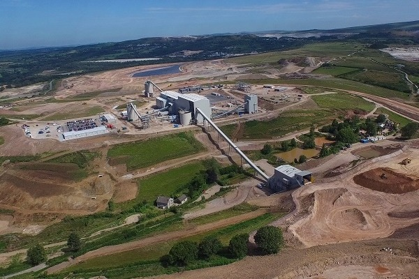 Wolf Minerals' Drakelands mine