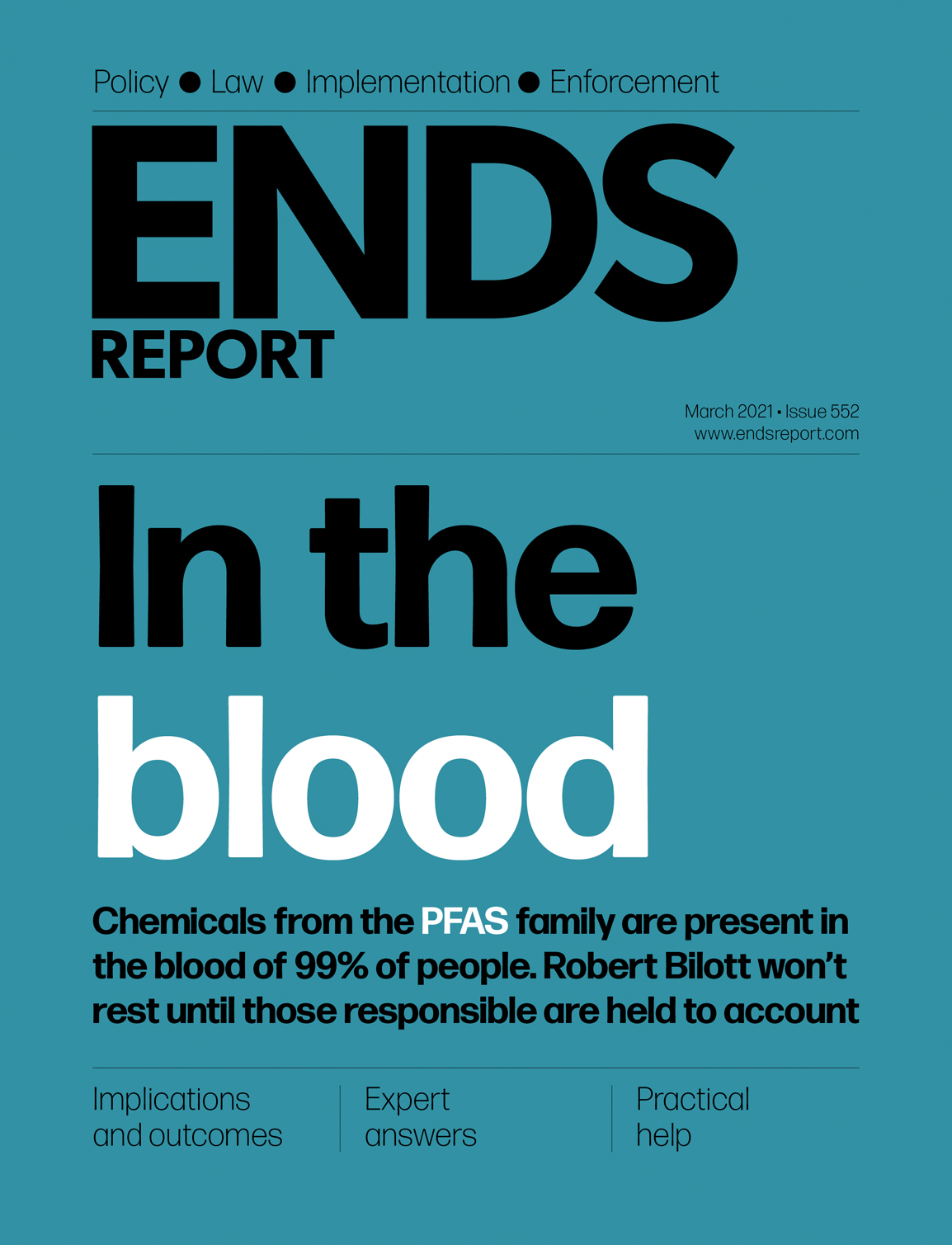 ENDS Report issue 552, March 2021