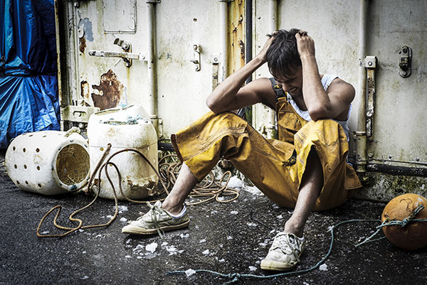 Modern day slave