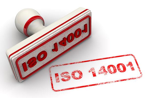Illustration of ISO14001 standard