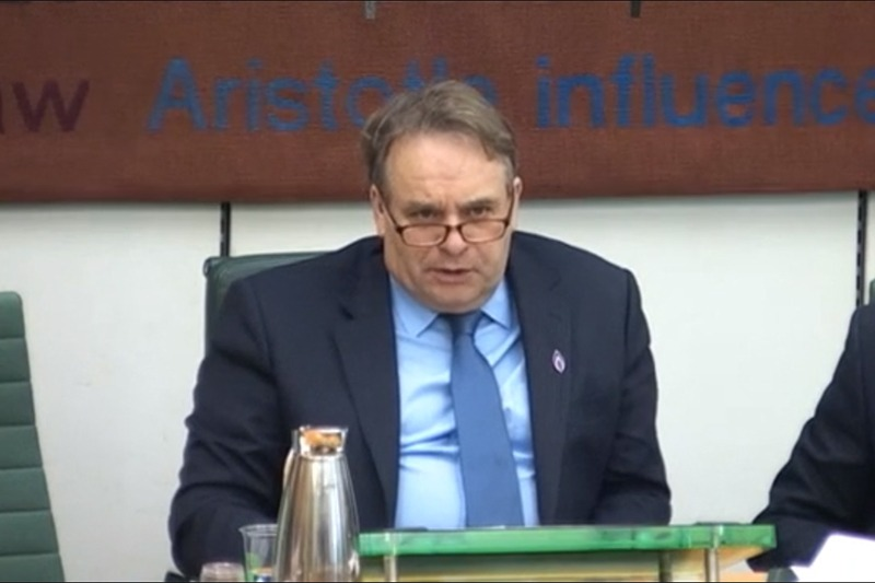 Neil Parish at the EFRA committee