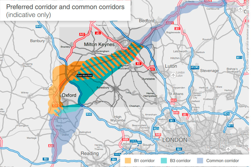 Is the Oxford-Cambridge expressway on a road to nowhere?