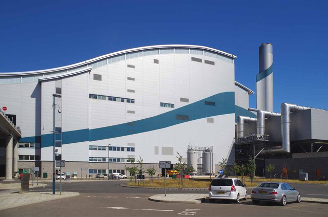 Riverside Resource Recovery Facility