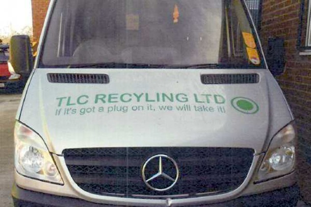 TLC vehicle