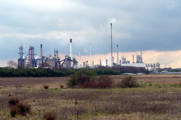 Phillips 66 Humber Oil Refinery