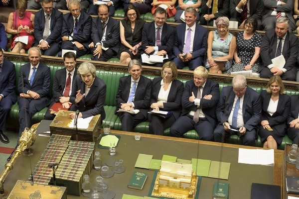 Conservative Front Bench
