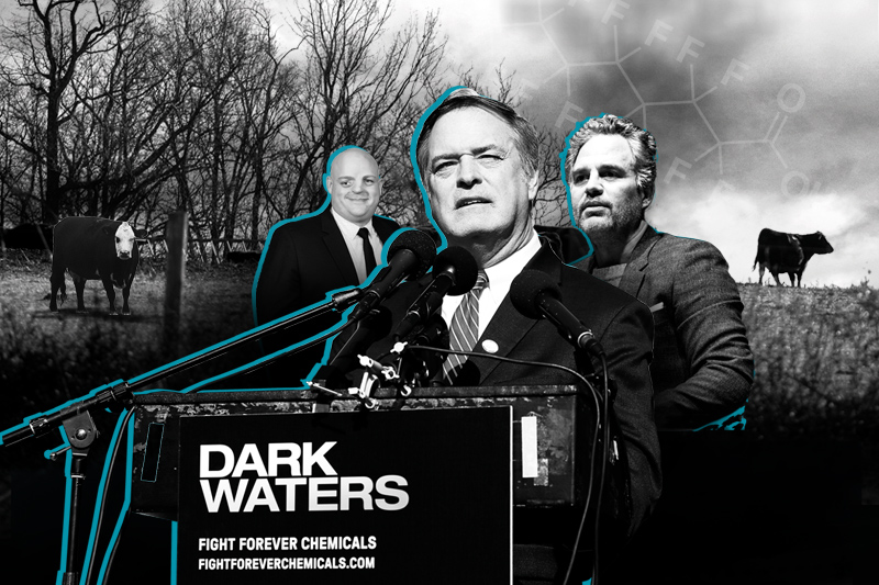 Interview: Dark Waters hero Robert Bilott on the poisoning of a nation and his 20-year battle with a chemicals giant