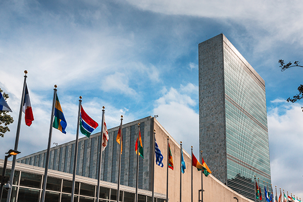 UN General Assembly, New York
