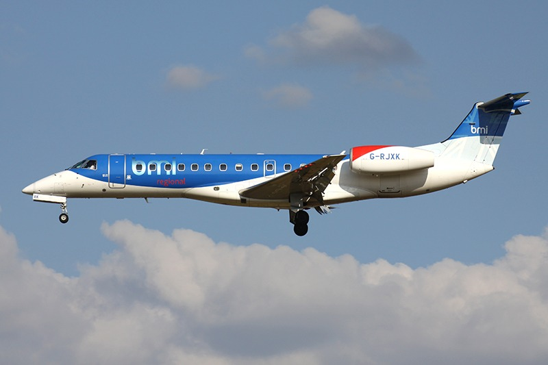Flybmi airplane