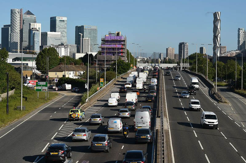 London lockdown: Are pollution levels rebounding in the capital as Covid controls are eased?