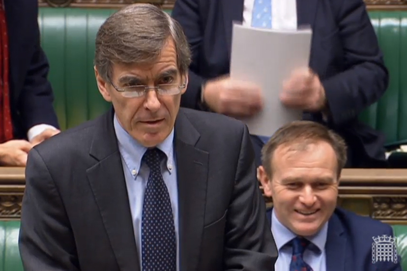 David Rutley and George Eustice