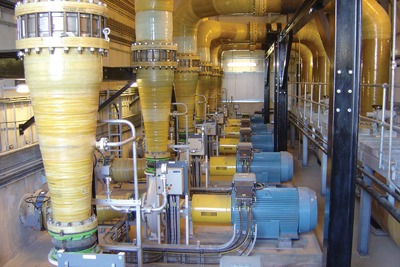 Thames Water's desalination plant