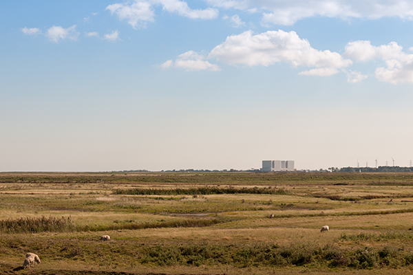 Bradwell nuclear plant