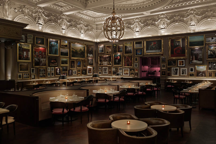 Berners Tavern, London Edition Hotel
