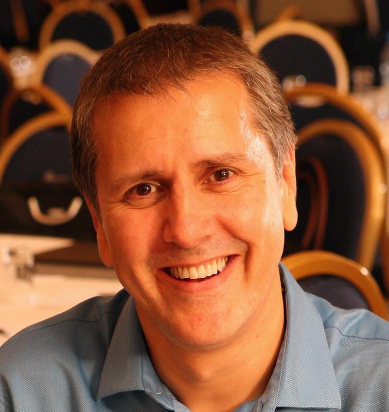Steve Jack, vice president of field marketing, Sitecore