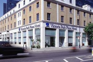 Victoria Park Plaza hotel, London