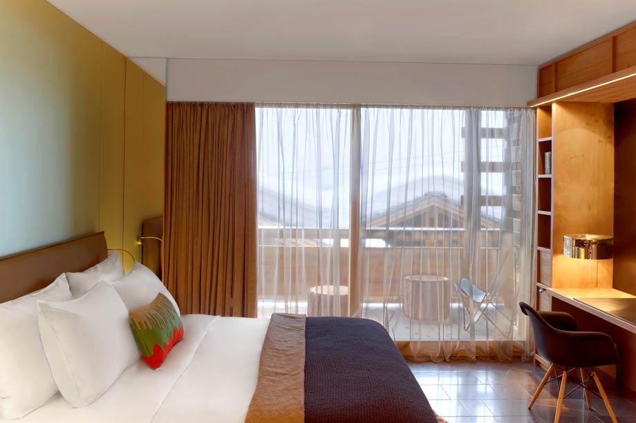 W Verbier hotel, Switzerland