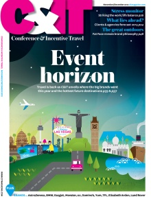 C&IT magazine October 2012 cover