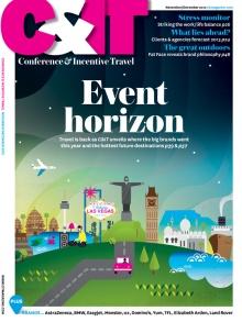 C&IT magazine October 2012 cover