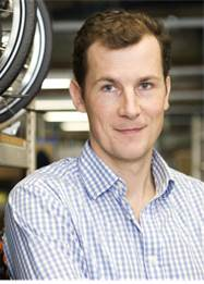 Will Butler-Adams OBE, Managing Director, Brompton Bicycles