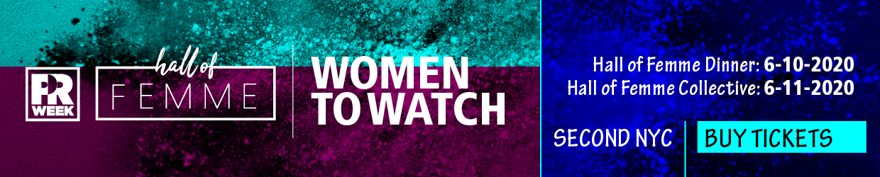 Women to Watch 2020 banner