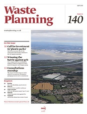 Waste Planning cover