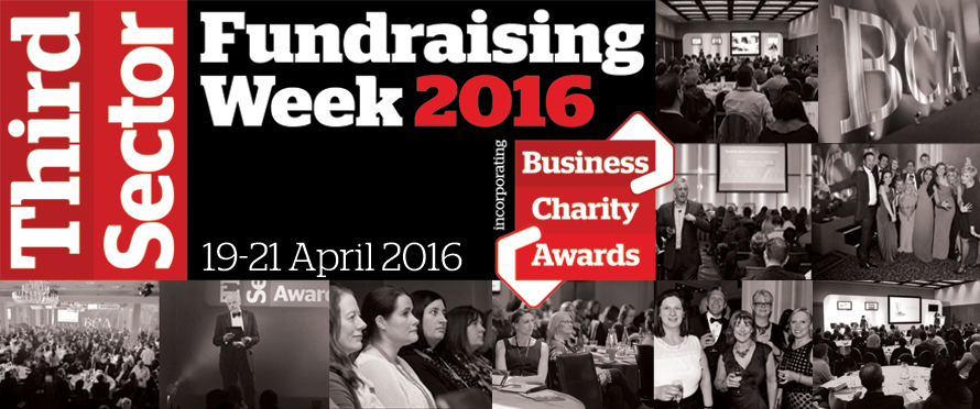Fundraising Week festival - 19-21 April 2016