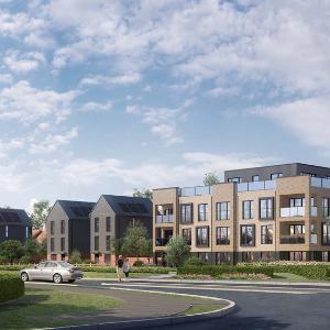 housing scheme 500 or more