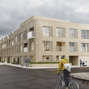 Housing scheme - fewer than 500