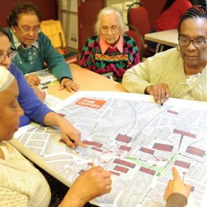 Community led placemaking