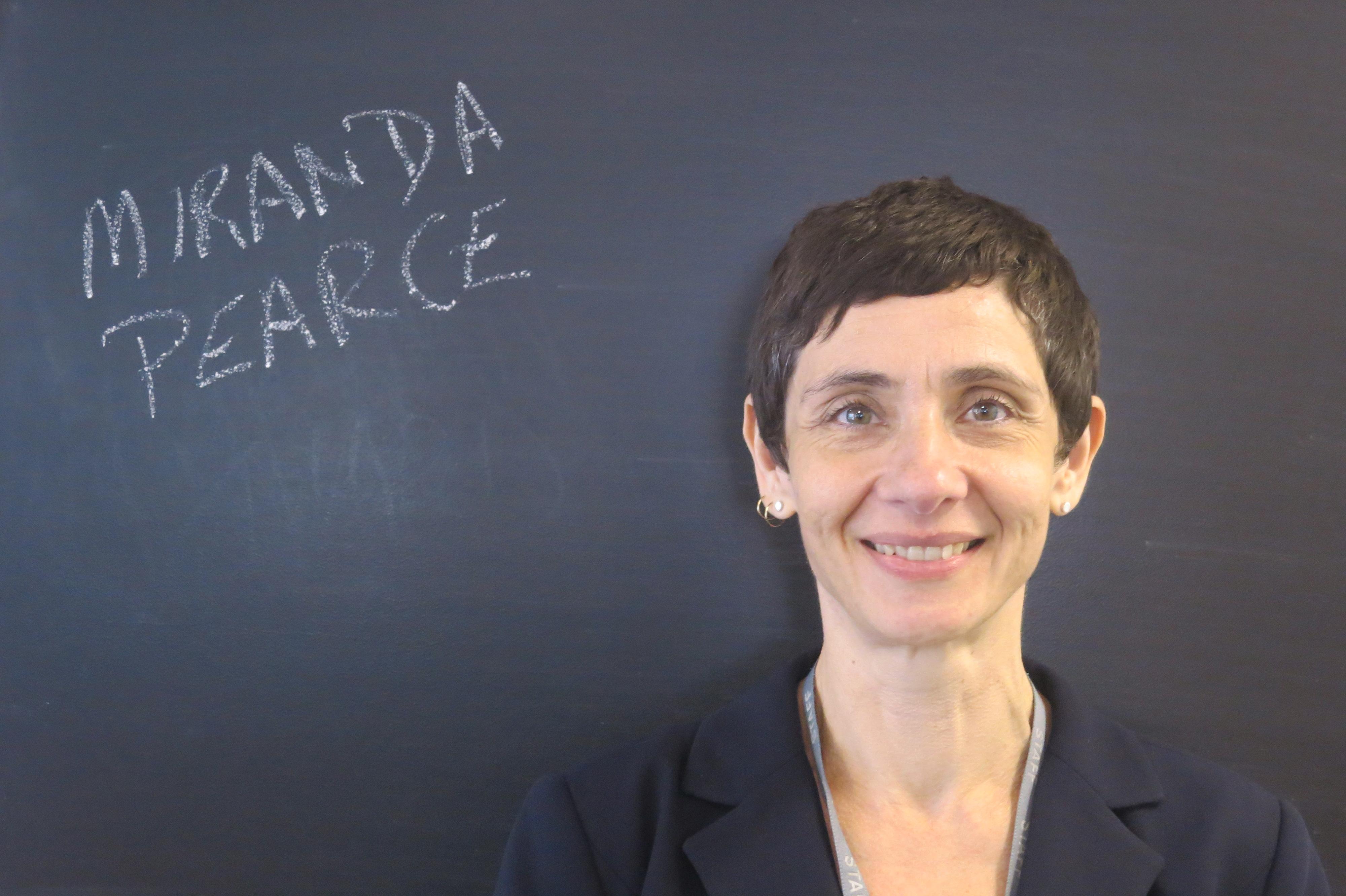 Miranda Pearce