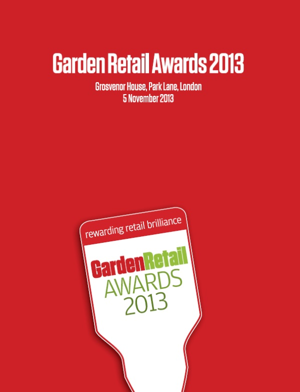 Winners of the 2013 Garden Retail Awards
